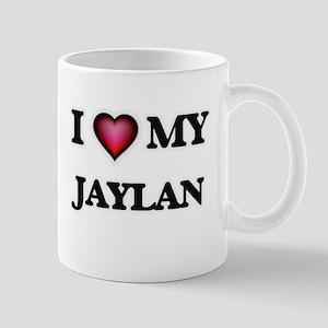 I love Jaylan Mugs