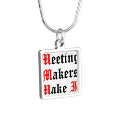 meeting-makers Necklaces
