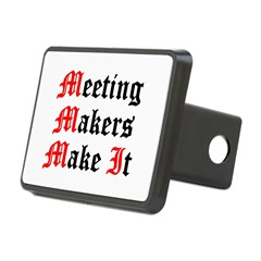 meeting-makers Hitch Cover