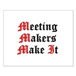 meeting-makers Posters