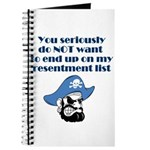 resentment-pirate Journal