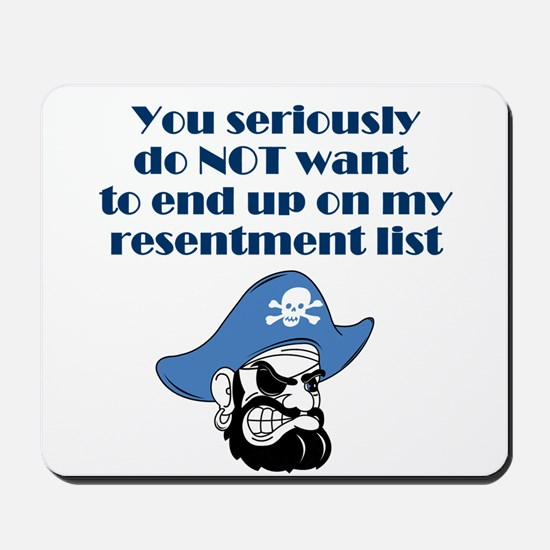 resentment-pirate.png Mousepad
