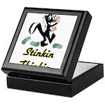 stinkin-thinkin Keepsake Box