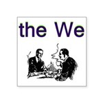 the-we Sticker
