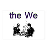 the-we Postcards (Package of 8)