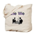 the-we Tote Bag