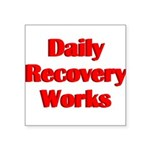 daily-recovery Sticker