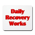 daily-recovery Mousepad