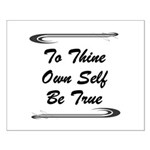 thine-own-self Posters