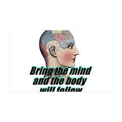mind-will-follow2 Wall Decal
