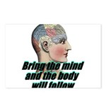 mind-will-follow2 Postcards (Package of 8)
