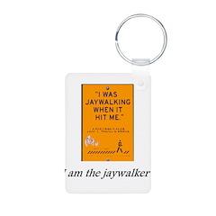 jaywalking Keychains