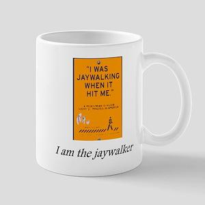 jaywalking Mugs