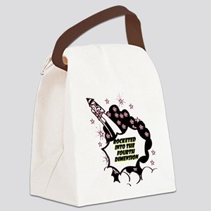 fourth-dimension Canvas Lunch Bag