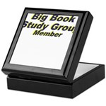 big-book-study-group Keepsake Box