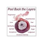 peel-back-layers Sticker
