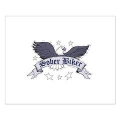 sober-biker Posters
