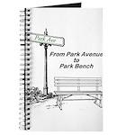 park-avenue-park-bench Journal