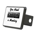 you-need-meeting Hitch Cover