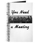 you-need-meeting Journal