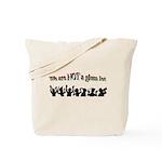 not-a-glum-lot Tote Bag