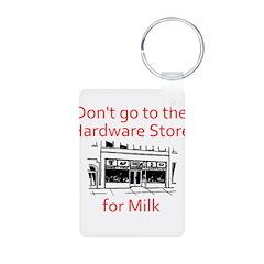 hardware-store-milk Keychains