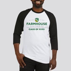 Farmhouse Class Of Personalized Baseball Jersey