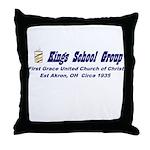 kings-street-group Throw Pillow