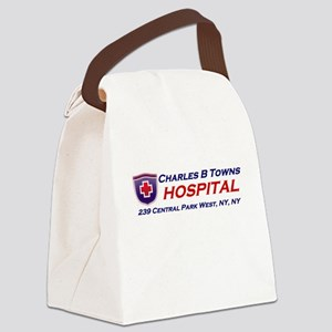 charles-r-towns Canvas Lunch Bag