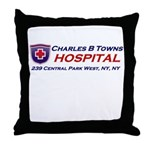 charles-r-towns Throw Pillow