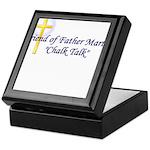 chalk-talk Keepsake Box