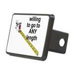any-length Hitch Cover
