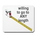 any-length Mousepad