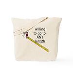 any-length Tote Bag