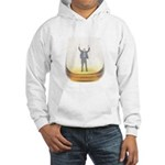 man-in-glass Sweatshirt