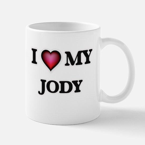 I love Jody Mugs