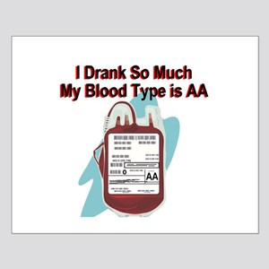 blood-type Posters