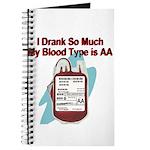 blood-type Journal