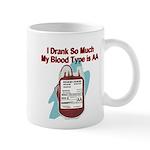 blood-type Mugs