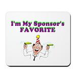 sponsors-favorite Mousepad