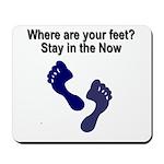 where-are-feet Mousepad