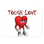 tough-love Postcards (Package of 8)