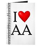 2-i-love-aa Journal