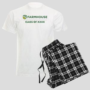 Farmhouse Class Of Personaliz Men's Light Pajamas