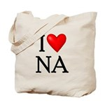 i-love-na Tote Bag