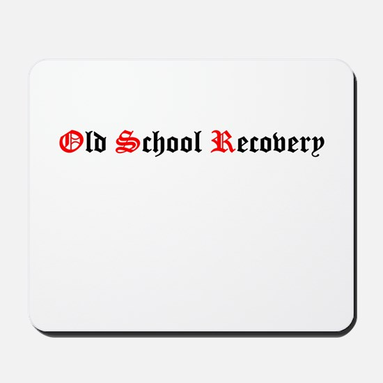 old-school-recovery.png Mousepad