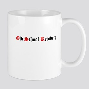 old-school-recovery Mugs