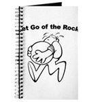 let-go-of-the-rock Journal