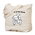 let-go-of-the-rock Tote Bag
