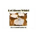 let-them-whirl Wall Decal